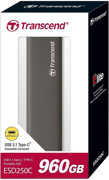 Transcend ESD250C 960GB USB 3.1