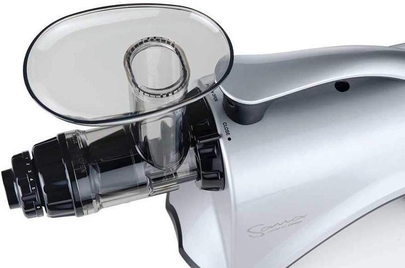 Sana Horizontal Juicer EUJ-606 Chrome
