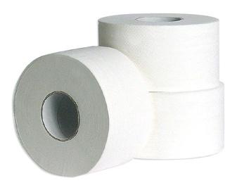 Tualetinis popierius BulkySoft Mini jumbo pure cell