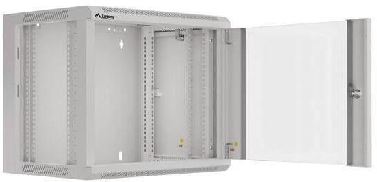 "Серверный шкаф Lanberg 19"" Wall Mounted Rack 4U 570X450 White"