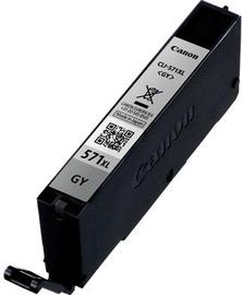 Rašalinio spausdintuvo kasetė Rašalinio spausdintuvo kasetė Canon CLI-571XL, pilka