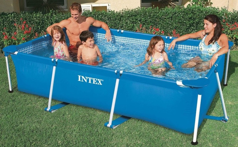 Intex Rectangular Frame Pool M