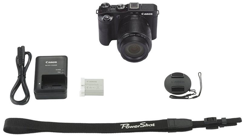 Canon PowerShot G3 X Black