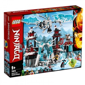 Lego Blocks Ninjago Castle 70678