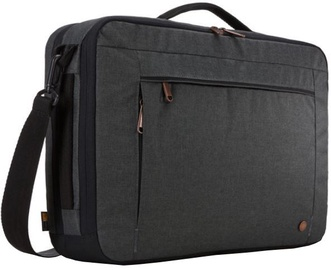 Case Logic Notebook Briefcase / Backpack Black 15.6""
