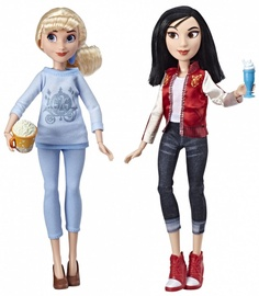 Hasbro Disney Ralph Breaks The Internet Movie Dolls Cinderella And Mulan