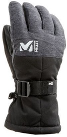 Millet Womens Gloves LD Mount Tod Dryedge Black/Gray M