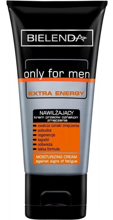 Sejas krēms Bielenda Only for Men Extra Energy Moisturizing Cream, 50 ml