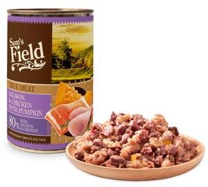 Влажный корм для собак Sam's Field True Meat, 0.4 кг