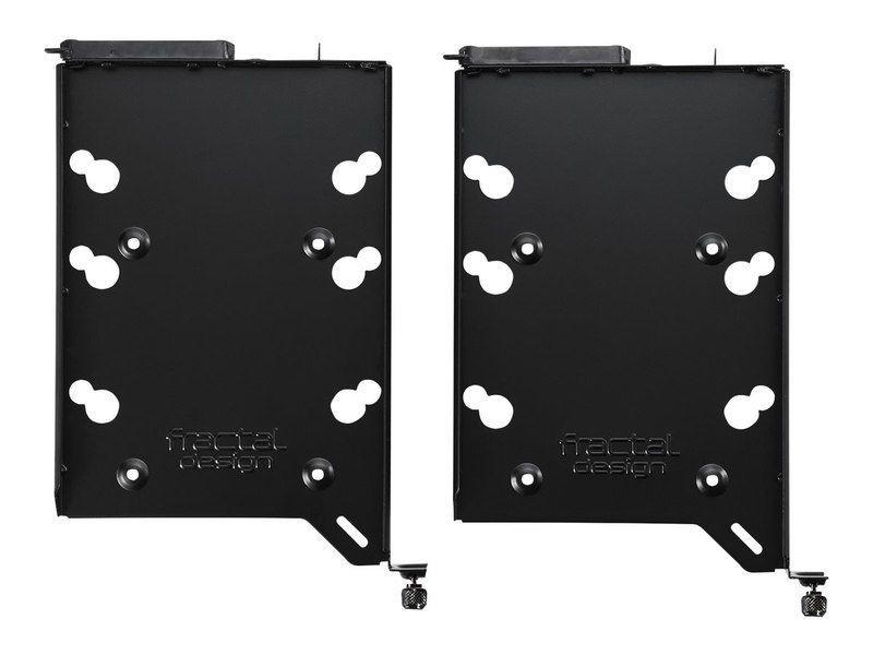 Fractal Design HDD Drive Tray Kit Black