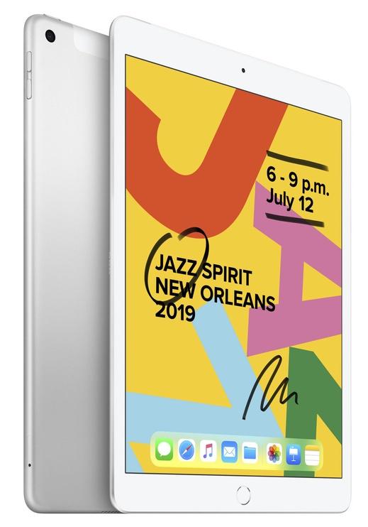 Planšetinis kompiuteris Apple iPad 7th Gen 10.2 32GB WiFi Cellular Silver