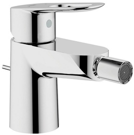 Grohe BauLoop Bidet Faucet with Pop Up Chrome