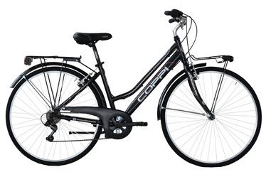 Miesto dviratis Coppi Lady 28'' Black