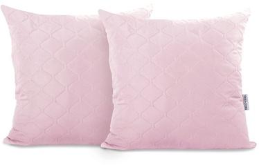 Наволочка DecoKing Axel Pillowcase Pink 40x40 2pcs