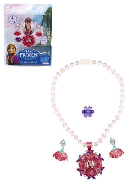 Jakks Pacific Disney Froze Anny Jewelery Set 63598