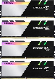 G.SKILL Trident Z Neo 32GB 3800MHz CL14 DDR4 KIT OF 4 F4-3800C14Q-32GTZN