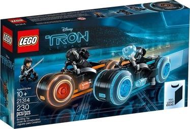 LEGO Ideas Tron Legasy 21314