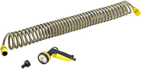 Karcher Irrigation Spiral Garden Hose Basic Set
