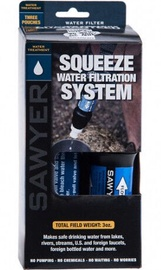Sawyer Point One Squeeze Filter System