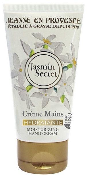 Rankų kremas Jeanne en Provence Jasmine Secret, 75 ml