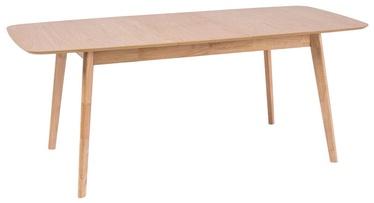 Pusdienu galds Signal Meble Felicio Oak, 1200x750x750 mm
