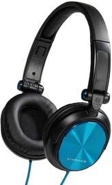 Vivanco DJ30 On-Ear Headphones Blue