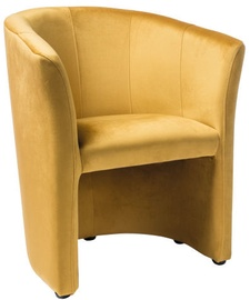 Signal Meble Armchair Fotel TM-1 Velvet Gold