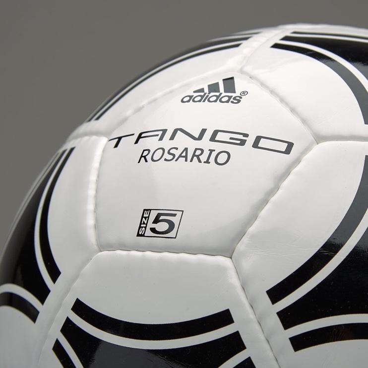 Adidas Tango Rosario 5 White Black