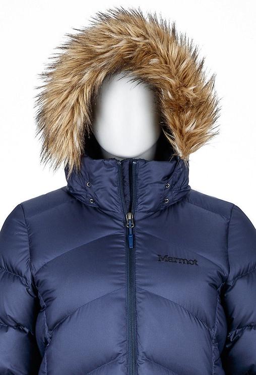 Marmot Wm's Montreaux Coat Midnight Navy S