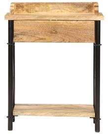 Öökapp VLX Solid Mango Wood 286366, pruun, 40x35x50 cm