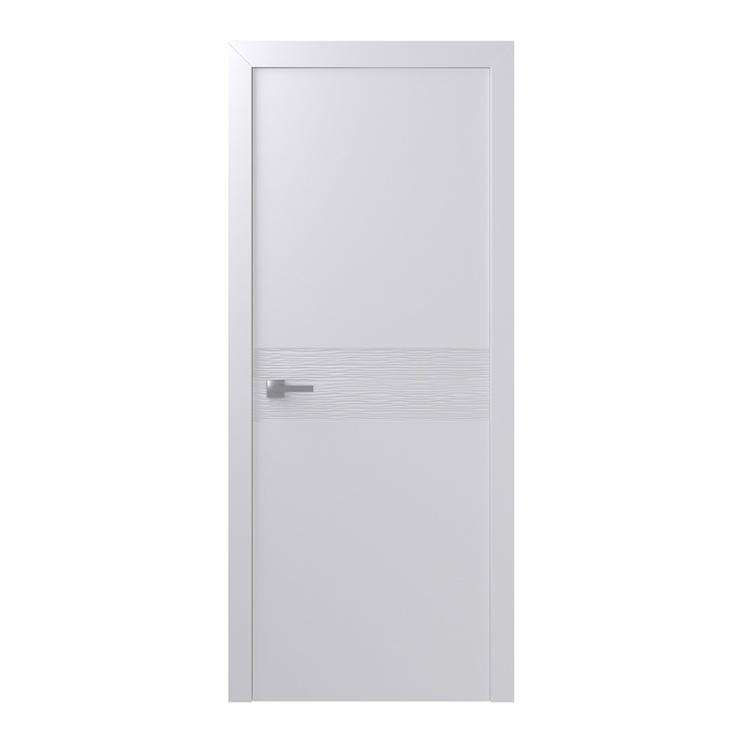 "Vidaus durų varčia ""SIENA "" balta, dažyta 70X200cm"