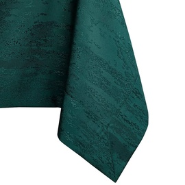 AmeliaHome Vesta Tablecloth BRD Bottle Green 140x260cm
