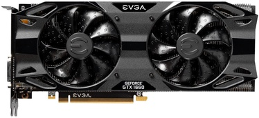 EVGA GeForce GTX 1660 XC Ultra Gaming 6GB GDDR5 PCIE 06G-P4-1167-KR