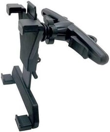 Держатель для планшета Techly Car Headrest Mount Holder for Tablet 7-10.1'' Black