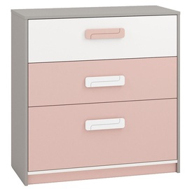 ML Meble Chest Of Drawers IQ 10 Oak