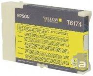 Rašalinio spausdintuvo kasetė Epson INK C13T617400 YELLOW