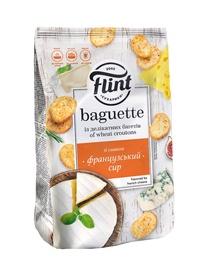 Duonos traškučiai FLINT Baguette Sour Cream 110 g