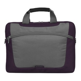 "Sumdex PON-318PL-1 15""-16"" Laptop Bag Violet"