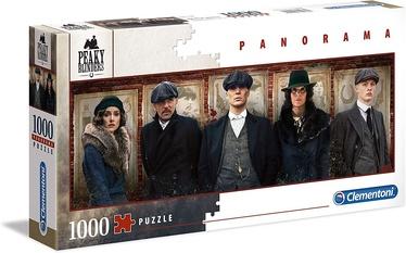 Puzle Clementoni Panorama Netflix Peaky Blinders 742790, 1000 gab.