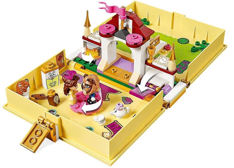 Конструктор LEGO Disney Princess Belles Storybook Adventures 43177 43177, 111 шт.