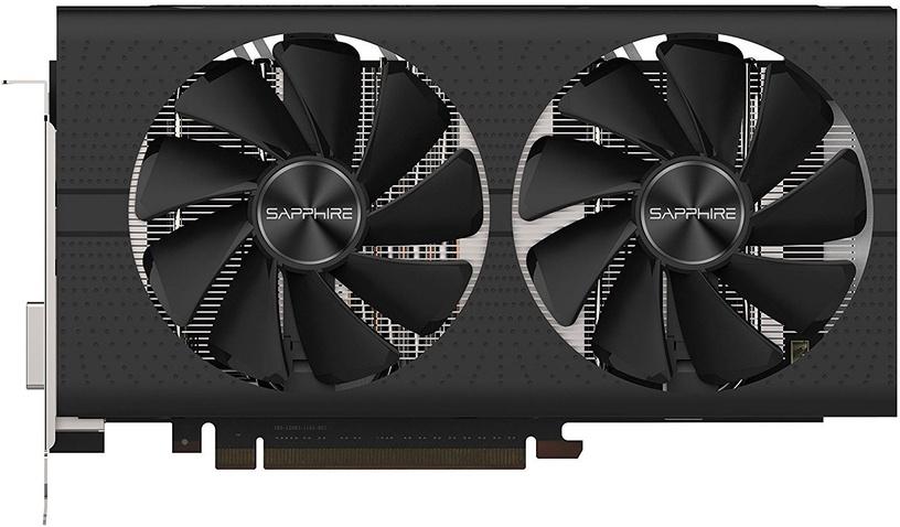 Sapphire Pulse Radeon RX 580 4GB GDDR5 PCIE 11265-09-20G