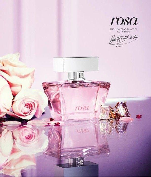 Набор для женщин Tous Rosa 90 ml EDP + Candle