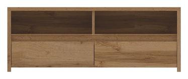 TV galds WIPMEB, brūna, 1200x470x450 mm