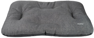 Amiplay Palermo Rectangular Cushion M 55x45x6cm Dark Gray
