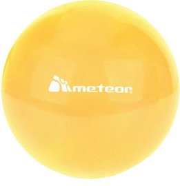Meteor Funny Rubber Ball 20cm Yellow