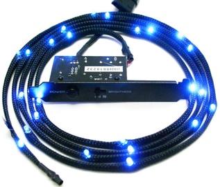 NZXT Sleeved LED Kit 2m Blue