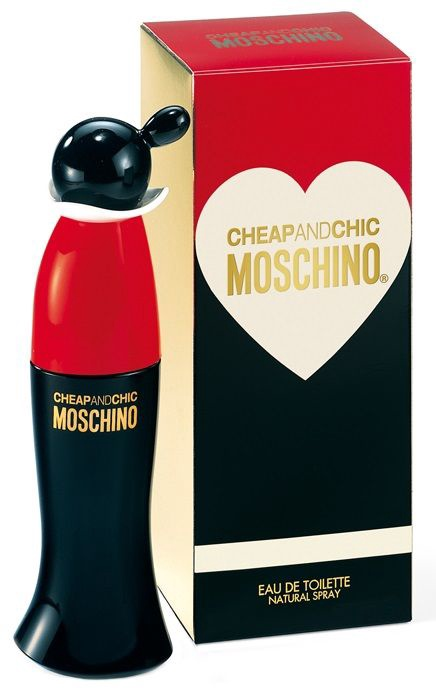 Tualettvesi Moschino Cheap And Chic 100ml EDT