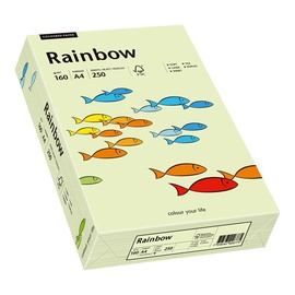 Papyrus Rainbow Paper A4 Light Green