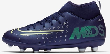 Nike Mercurial Superfly 7 Club MDS FG/MG JR BQ5418 401 Blue 36