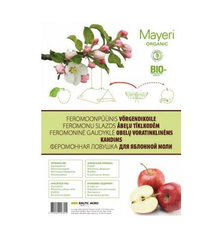 Feromoonpüünis õunapuu võrgendikoile 2 tk